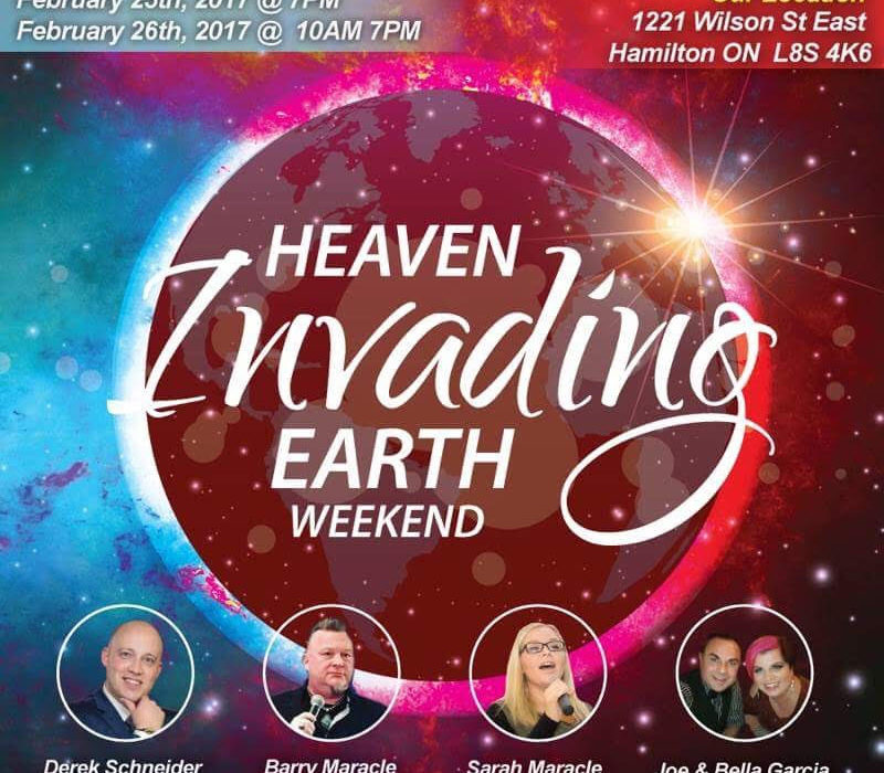 Heaven Invading Earth! February 25th 2017
